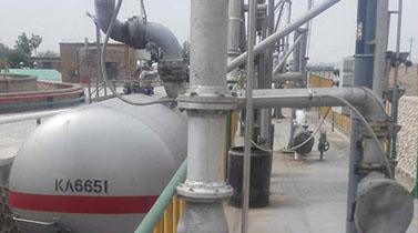 株洲某油气储运设备制造
