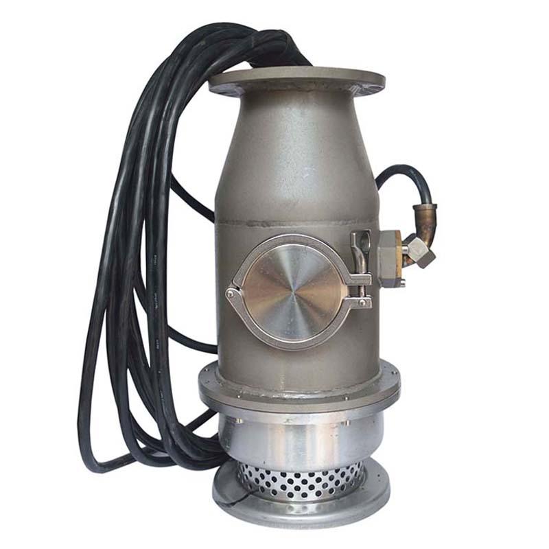 10米50方防爆电动潜液泵液下防爆潜油泵/不锈钢潜油泵